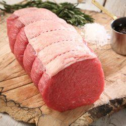 Angus Silverside of Beef