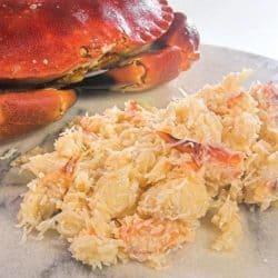 devon crab meat
