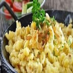 Spatzle German Egg Pasta