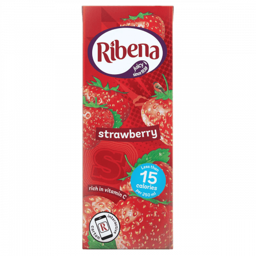 Ribena Strawberry