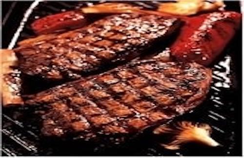 Sirloin Steak - BBQ
