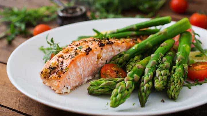 N&C Produce Salmon
