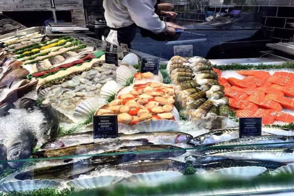 Healthy Shellfish - Loaded with Protein