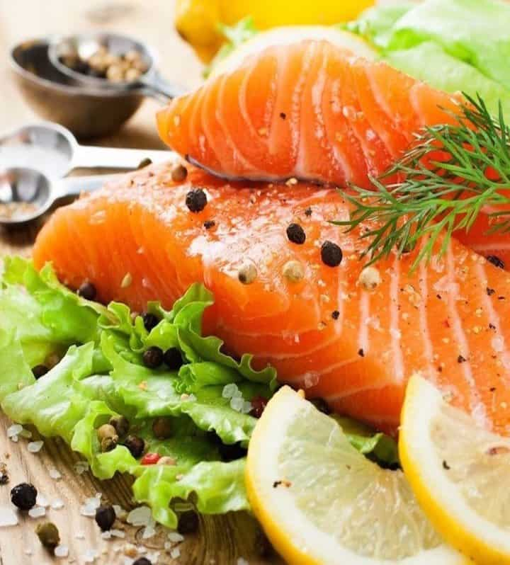 Fresh fish & Seafood Market