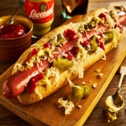Hot Dog Selection